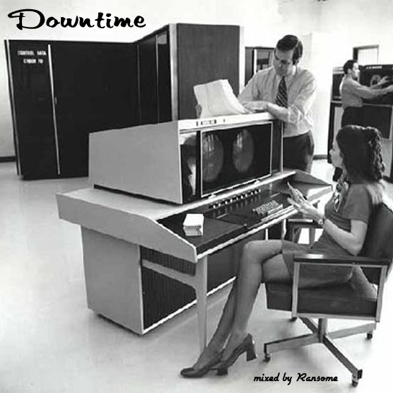 Downtime - mixed by Ransome (Miami)