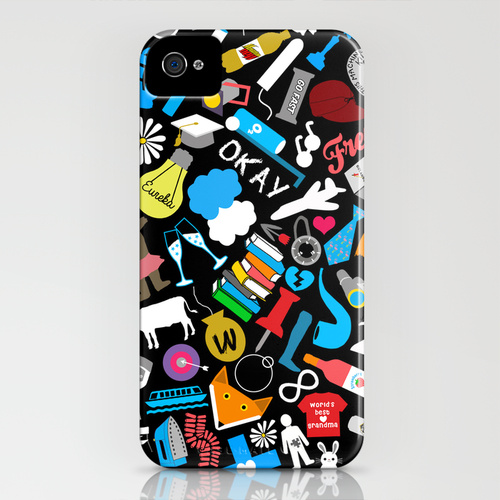 So I couldn't decide which John Green Phone Case design I liked best, so I made a mix of all of them!<br /><br /><br /> Ordering this for myself right now, will make sure to post a photo when I get it!<br /><br /><br /> Thinking of finding somewhere else to get them made, maybe somewhere a bit cheaper? $35 +postage seems a bit steep to me? (I'm generally a cheapskate though)<br /><br /><br /> But yeah, I quite like this design…<br /><br /><br /> If anyone wants a custom design made, I'm more than happy to oblige :)
