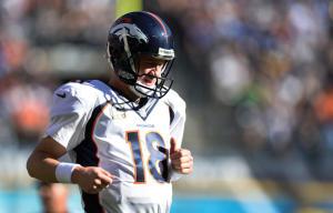 Broncos QB Peyton Manning 2013
