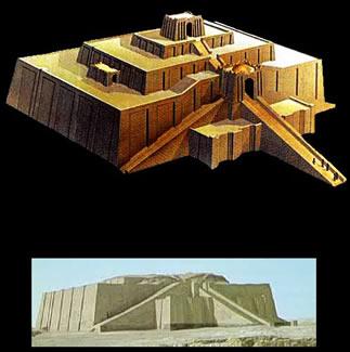 Ziggurats and the Greatest of them - Sumerian Ziggurat of Ur