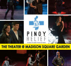 Pinoy Relief Benefit Concert @ Madison Square Garden - Empowering Typhoon Victims to Get Back on Their Feet