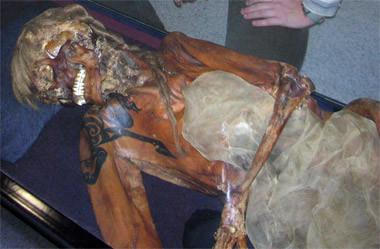 Ukok mummy