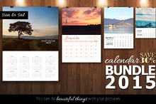 Bundle Calendar 2015, Sun to Sat