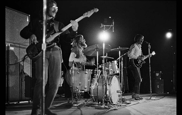 Creedence ao vivo em Los Angeles, 1969