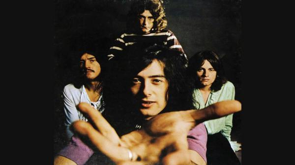 foto -Led Zeppelin