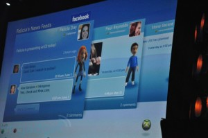 Facebook xbox