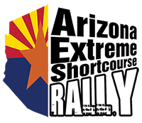 Arizona Extreme Shortcourse Rally logo
