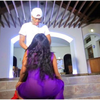 KENYA: Shock as Victoria Kimani is Caught Sucking on Diamond's D***! *MUST SEE*