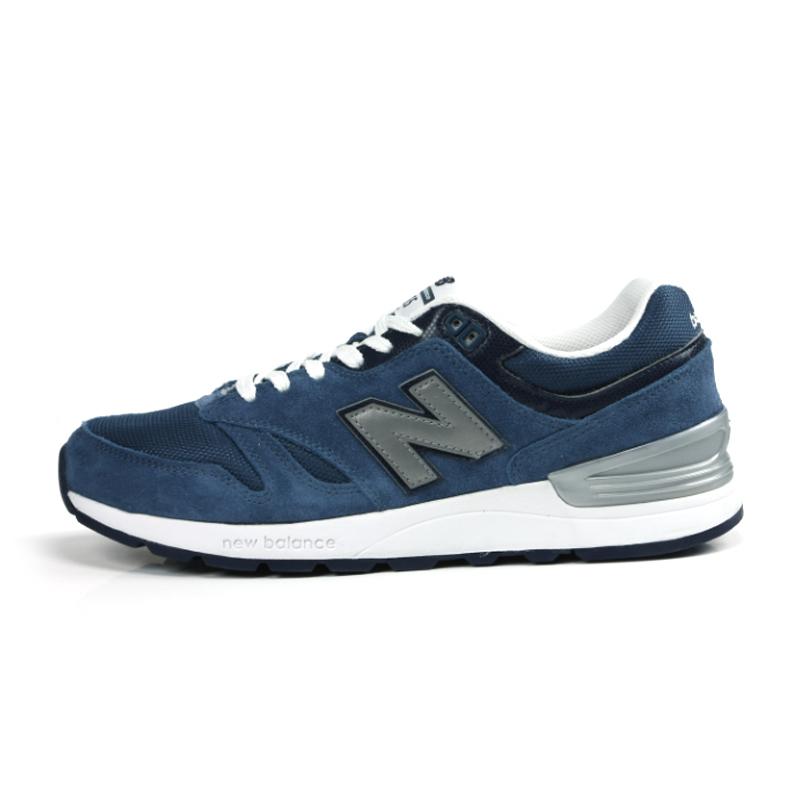 新百伦 男鞋复古跑步鞋 NB运动鞋2014新款正品ML655BL