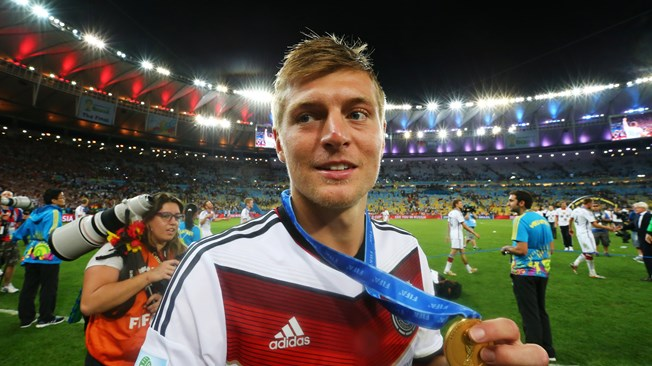 Kroos finishes up top of Castrol standings