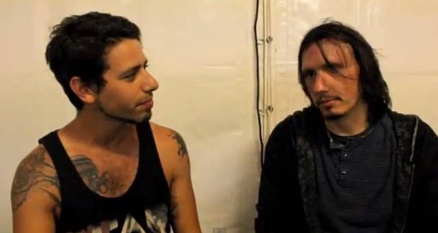 GOJIRA's MARIO DUPLANTIER: 'We Want To Make The Strongest Album We Can Do'