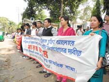 Indigenous People in Bangladesh Demand Recognition Of Their Rights