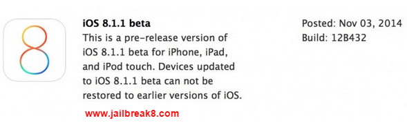 download iOS 8.1.1 beta for developers