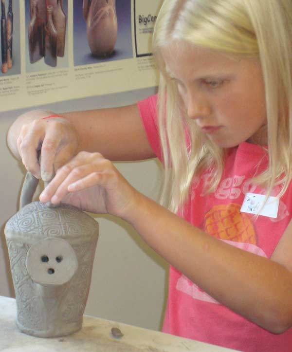 Pottery and ceramic after school children classes 2014 registration