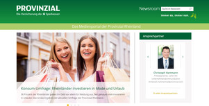 National insurance with TYPO3 The Provinzial Rhineland is one of the leading German insurance company and is the market leader in its business area. About 2,100 full-time employees in the Düsseldorf