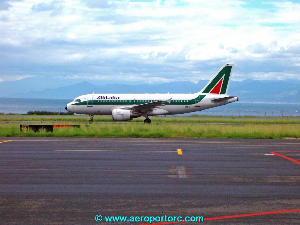 100D5847 Alitalia cancella il Reggio Calabria   Torino