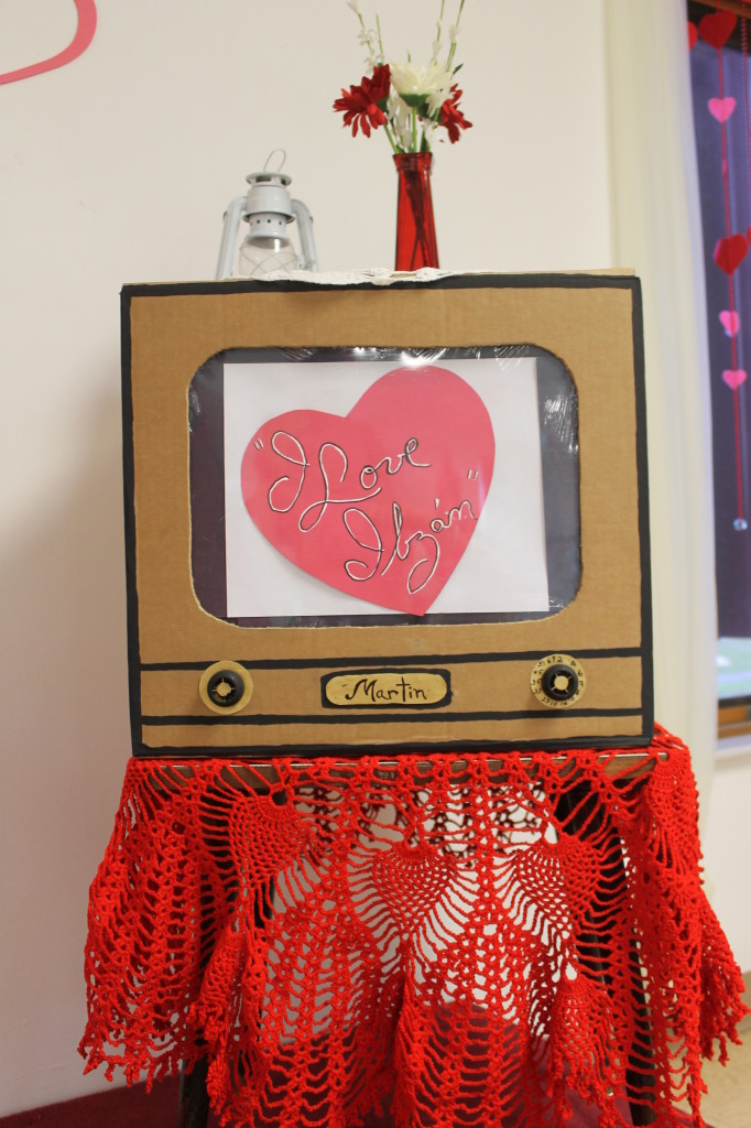 I love lucy tv diy shower