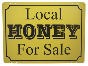 Buy Local Honey to Support Honeybees