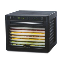 Sedona SD-9000 Digitally Controlled Food Dehydrator
