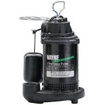 Wayne CDU790 Cast Iron Submersible Sump Pump Review