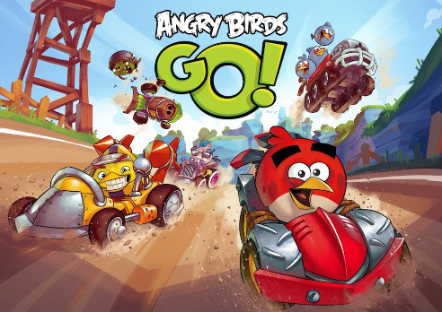 AngryBirdsGO for Windows Phone 8