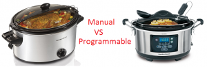 Manual Vs Programmable