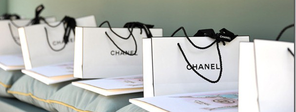 Chanel Cruises into Dubai