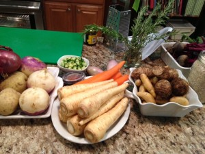 I enjoyed taking cooking classes this past year at The Market On Main in Mount Pleasant, Michigan.