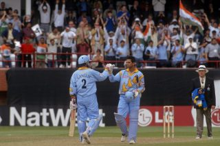 Dravid & Ganguly partner to World Cup best in '99 - Cricket News