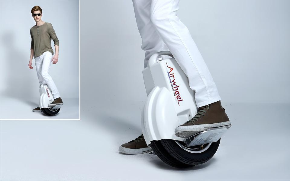Airwheel eenwieler