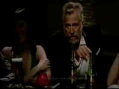 Dos Equis - The Most Interesting Man In The World - YouTube