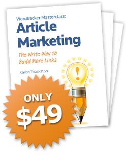 Article Marketing E-book