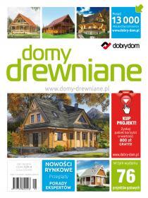 DOBRY DOM Domy Drewniane 1(8)2013