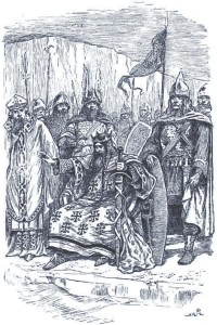 01-king-canute-on-the-seashore-a-famous-legend