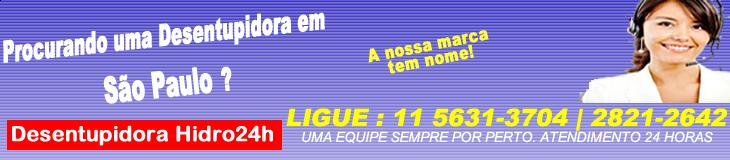 Desentupidora em São Paulo - Esgotamento SP