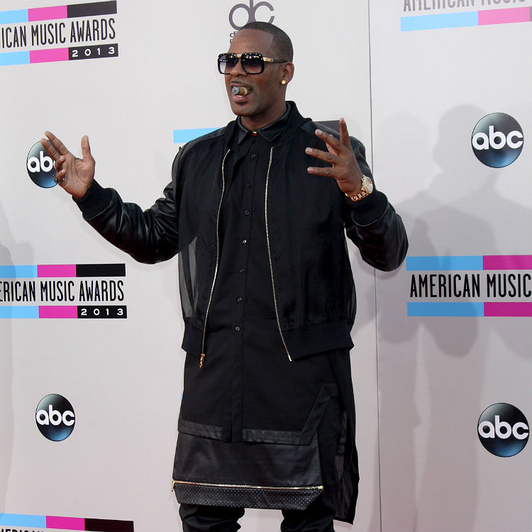 R. Kelly has released a Happy Birthday song for himself