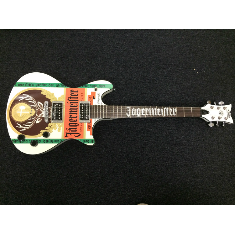 Win Jagermeister goodies, including a guitar, exclusively on Gigwise