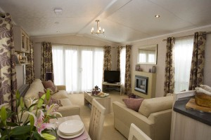 Luxury caravan holidays