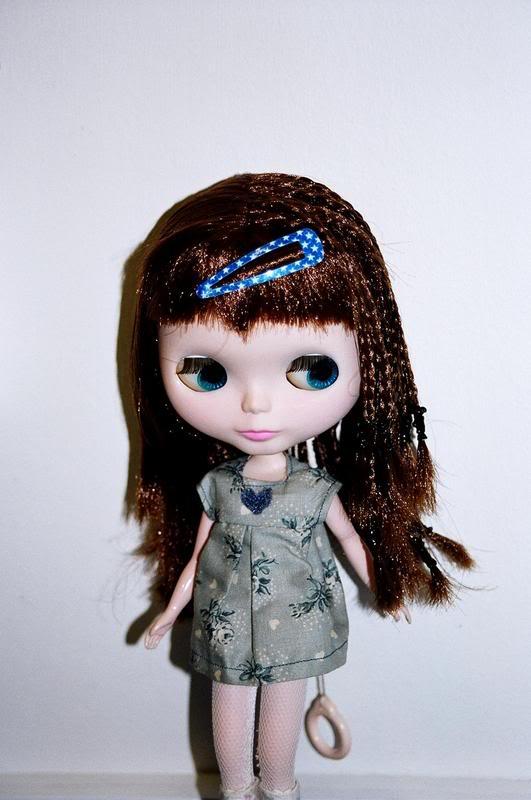 Blythe custom   Blythe dolls, Blythe, Kawaii doll