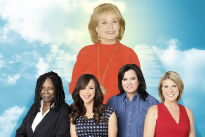 'The View's' Hail Mary: Babs Is Back