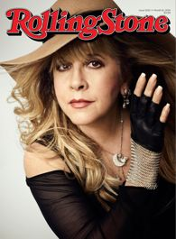 Stevie Nicks' Rolling Stone cover