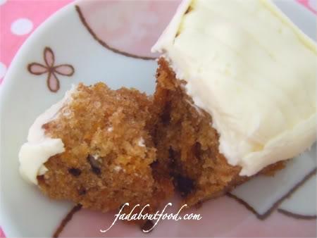 My Metric Carrot Cake Recipe