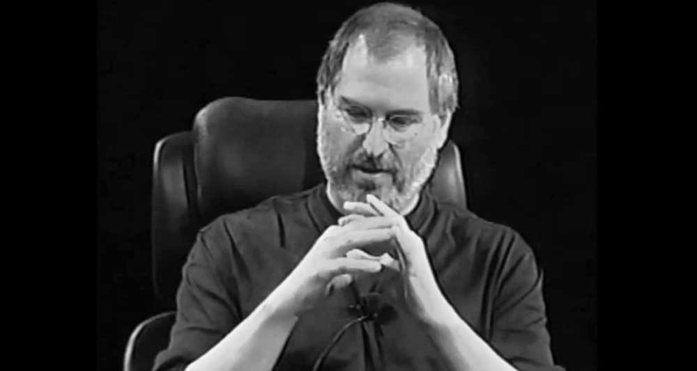 jobs 2003 Quote of the day: Steve Jobs on the iPod as a satellite device in 2003