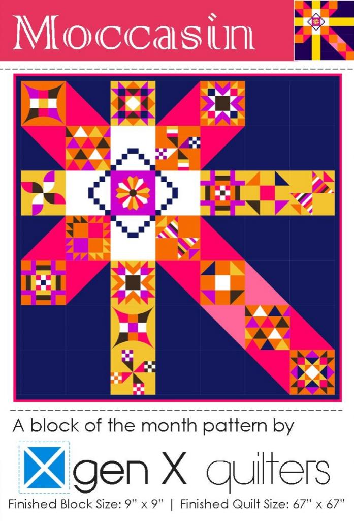 New 2015 Block of the Month!