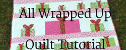 Gen X Quilters All Wrapped Up Quilt Pattern