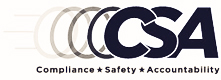 CSA - Compliance, Safety, Accountability