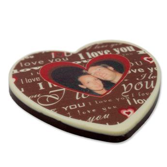 Verschenke dein Herz - aus Schokolade