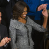 Where have we seen Michelle Obama's SOTU suit before?