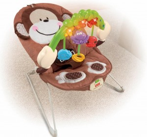 Fisher-Price Deluxe Monkey Bouncer Review