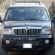 Thierry Henry's Lincoln Navigator